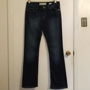 BKE Culture 30 Long Jeans Faded Boot Cut